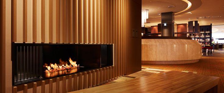 バイオエタノール暖炉ecosmartfire