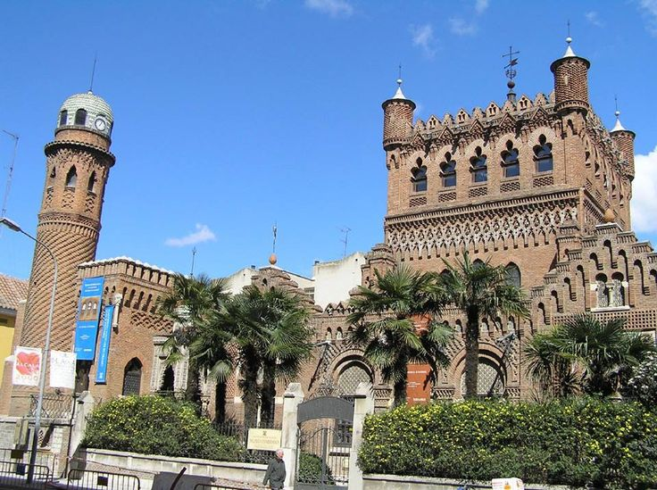 Palacio de laredo alcal de henares madrid espa a mi madrid pinterest madrid - Oficina empleo alcala de henares ...