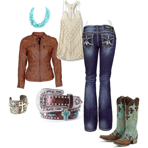 love everything but the jacket: Fashion, Style, Country Outfit, Country Girl, Clothes, Clothing, Cowgirl, Rodeo Outfits, Boots