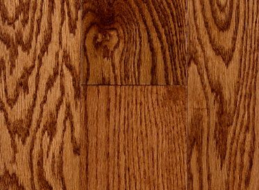 "3/8"" x 5"" Hunter Red Oak"