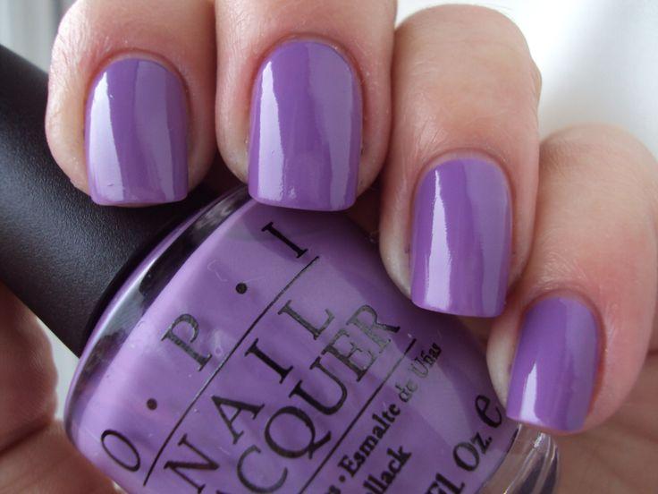 RA RA TCU!: Grape Fit, Nails Art, Nail Polish, Shades Of Purple, Opi, Nails Colors, Nailpolish, Purple Nails, Nails Polish Colors