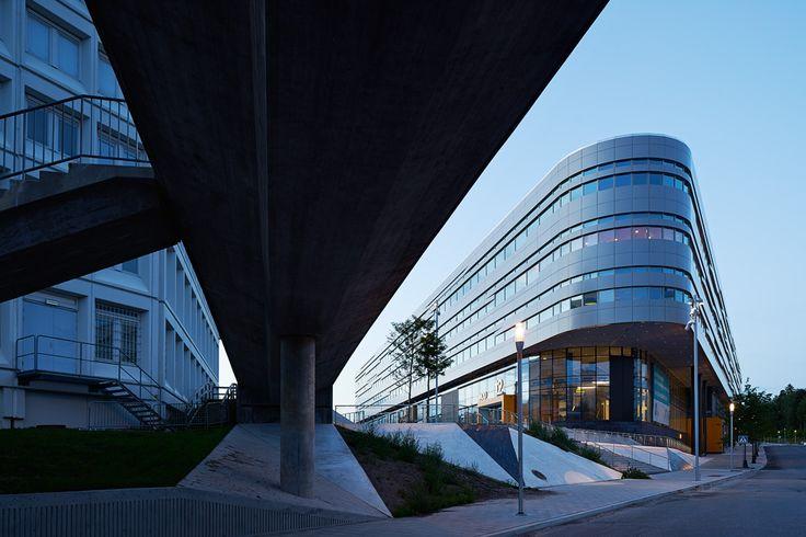 Nod #kistanod by Schewiller Svensson Arkitektkontor