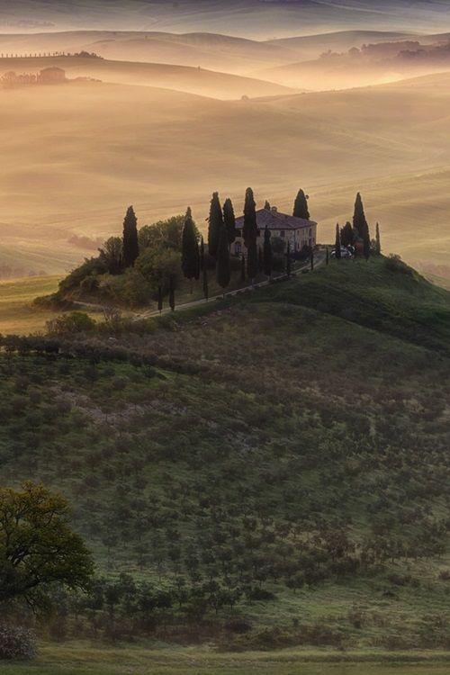 Tuscany, Italy My dream vacation