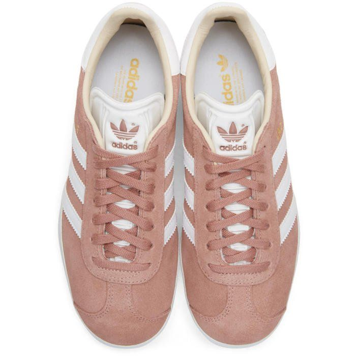 adidas Originals Pink Gazelle Sneakers