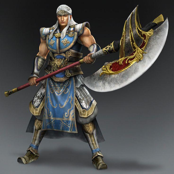 Xu Huang & Weapon (Wei Forces)