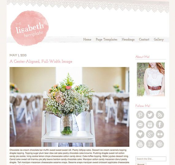 Responsive layouts are amazing - they'll look gorgeous on your phone and your laptop!
