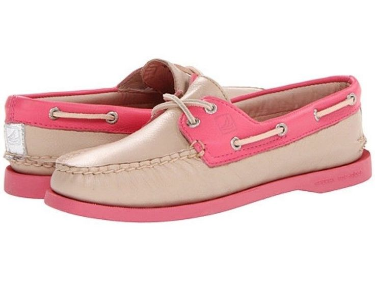 (1) Zapatos Sperry Top-sider Rosado- Mujer #40 E.gratis$165000 - $ 165.000 en MercadoLibre