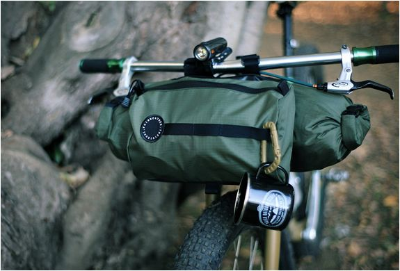 Fairwether Bicycle Bags