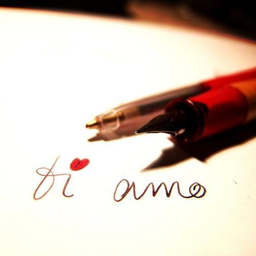 Ti Amo.........
