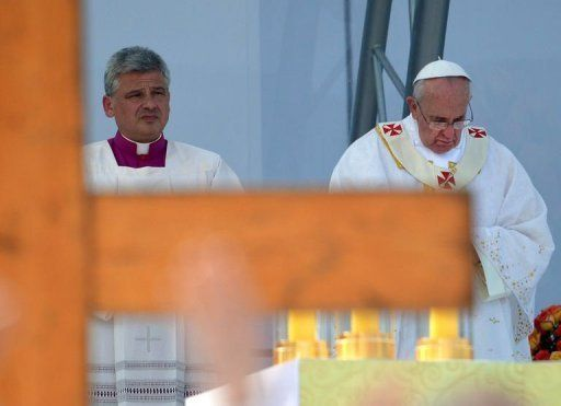 Next World Youth Day in Krakow, Poland in 2016: pope - http://newsrule.com/next-world-youth-day-in-krakow-poland-in-2016-pope/