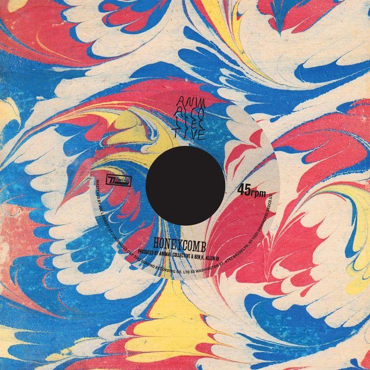 "Animal Collective: ""Honeycomb"" and ""Gotham"" 45"