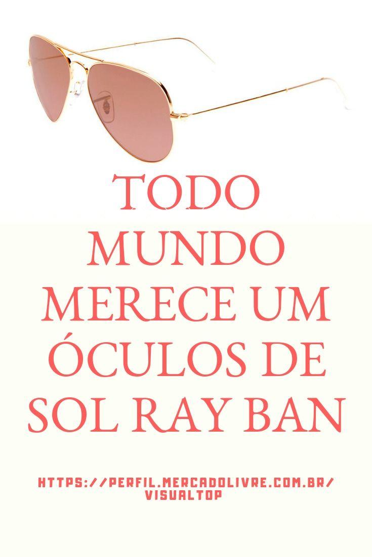 2281970a0 Óculos De Sol Aviador Feminino Masculino Juvenil Promoção | Sucess ...