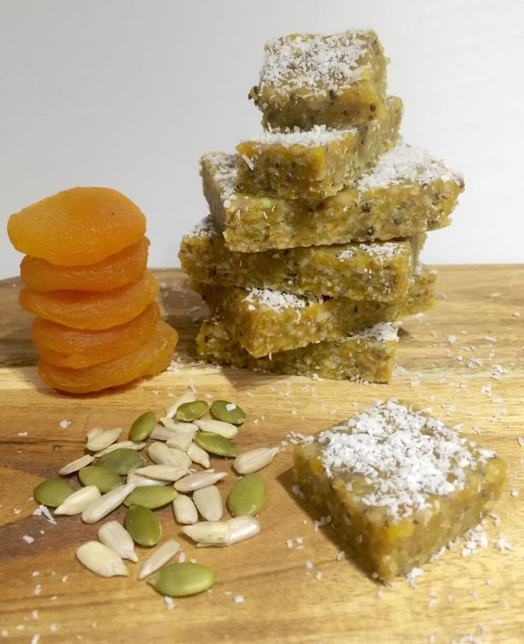 Apricot Power Slice