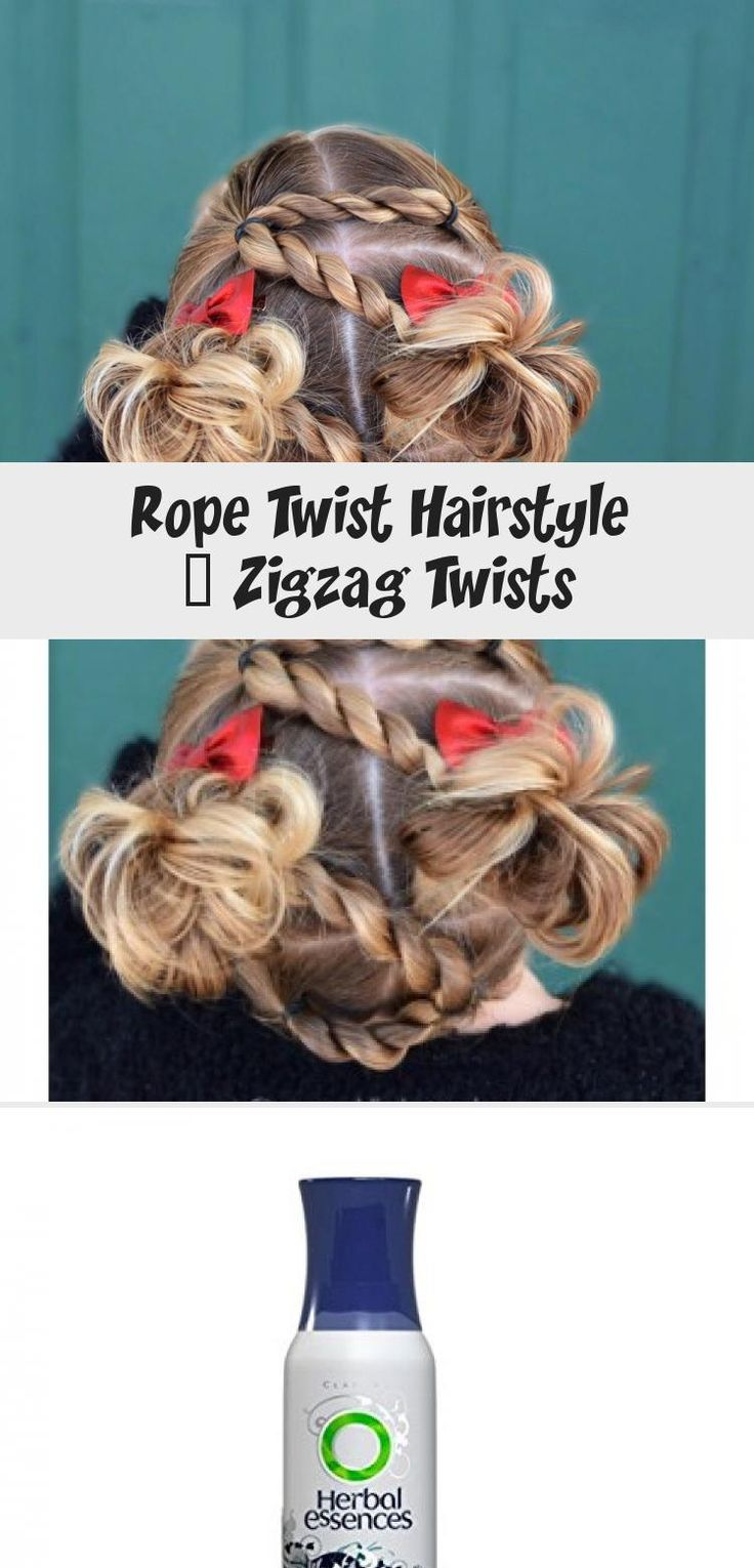 This rope twist hairstyle is great for toddlers and girls who have hair past the shoulders. I will show you how to do a rope twist and achieve this style. #babyhairstylesGirl #babyhairstylesDrawing #babyhairstylesPonytails #babyhairstylesWithBows #Newbornbabyhairstyles