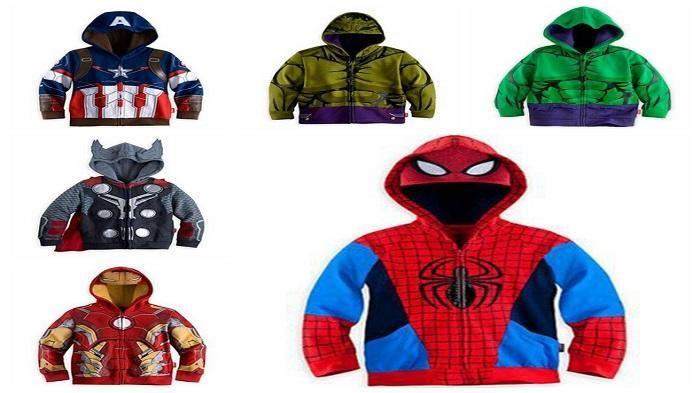 Jaket Anak-anak Murah - Bunda, Musim Dingin Pakaikan Baju Hangat Bergambar Lucu…