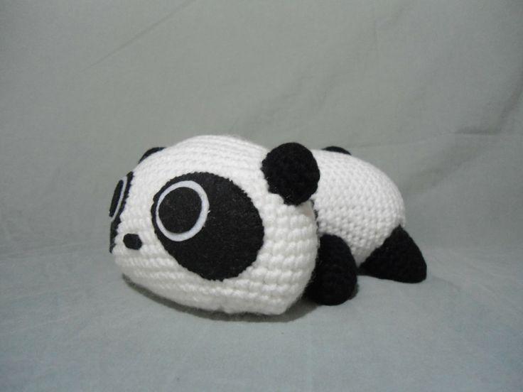 Amigurumi Tarepanda : Big TarePanda Amigurumi ~ Free Pattern amigurumi panda ...