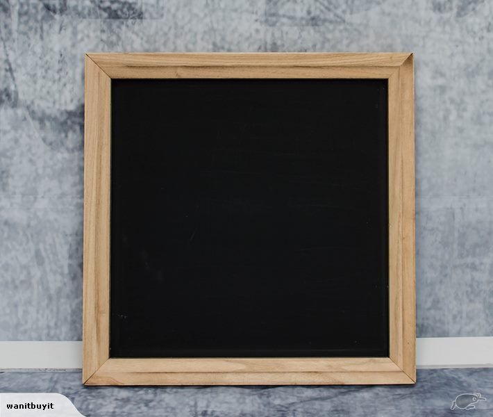 BLACKBOARD - UP-CYCLED OLD FRAME | Trade Me