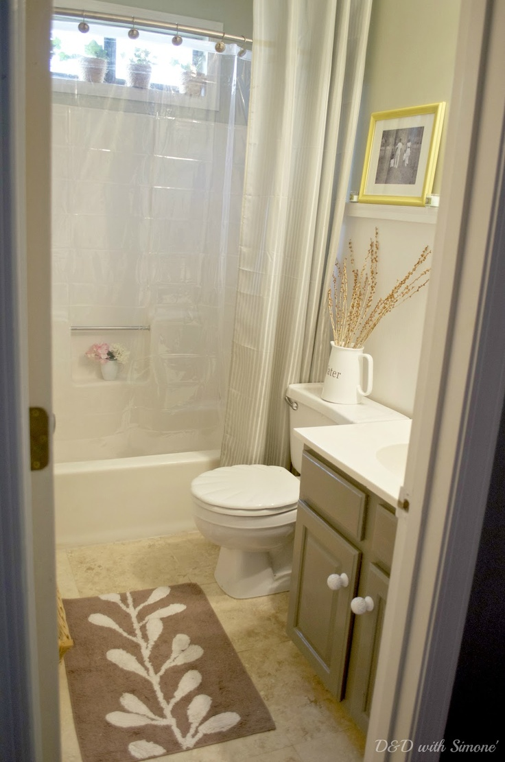 Photo Gallery For Website Dine and Design with Simone Tiny Bathroom Reveal