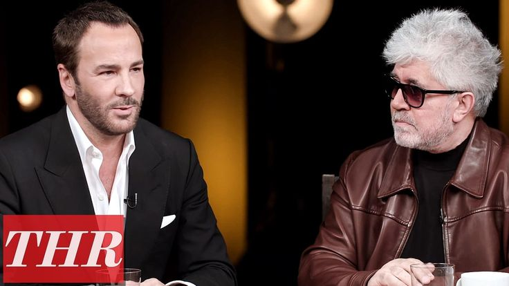 THR Full Oscar Writers Roundtable: Tom Ford, Pedro Almodovar, Taylor She...
