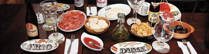 Tapas Macarena | Top Tapas Restaurant in Bogota