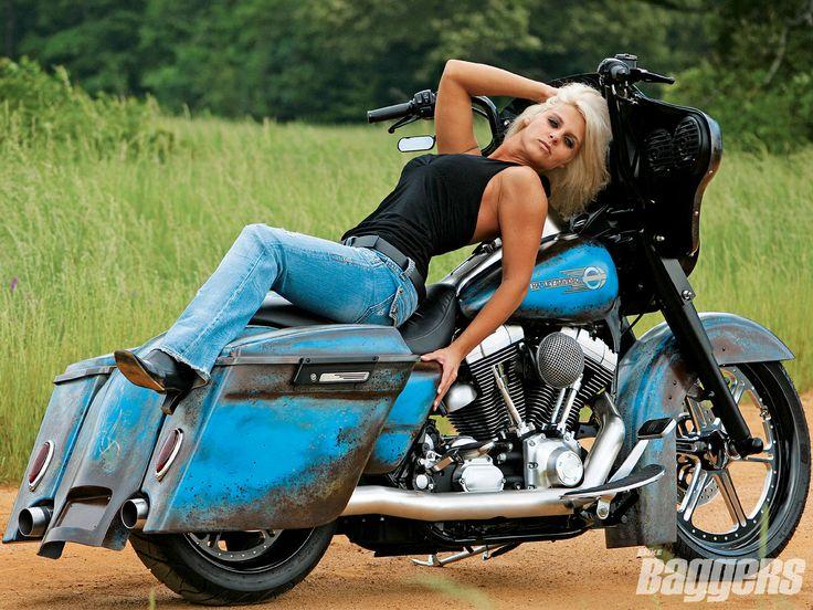 2005 Harley Davidson Road King Custom With Model