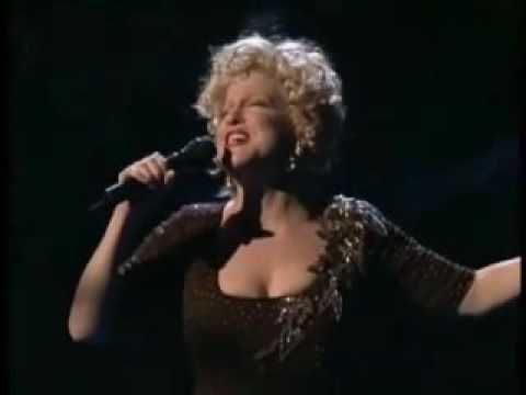 Bette Midler- From A Distance