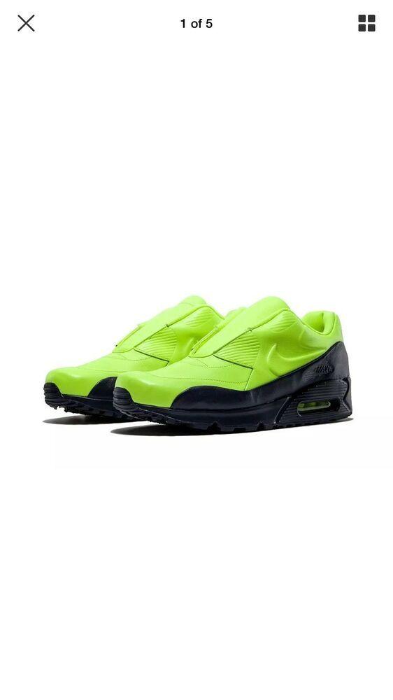 timeless design 32e80 4342b Nike NikeLab Air Max 90 SP x Sacai (804550-774) Women s Size 5.5