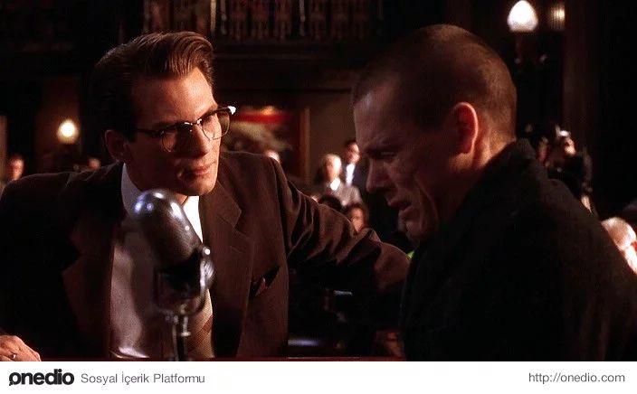 İlk Canilik / Murder in the First (1995) | IMDb 7.3