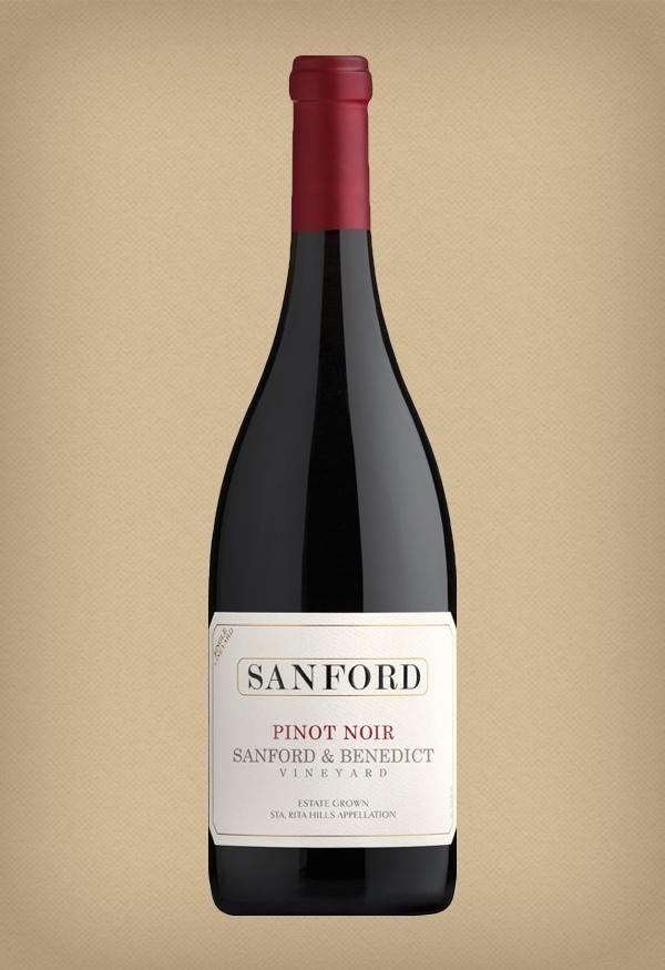 Sanford Sanford & Benedict Pinot Noir 2014 | Sanford Winery & Vineyards