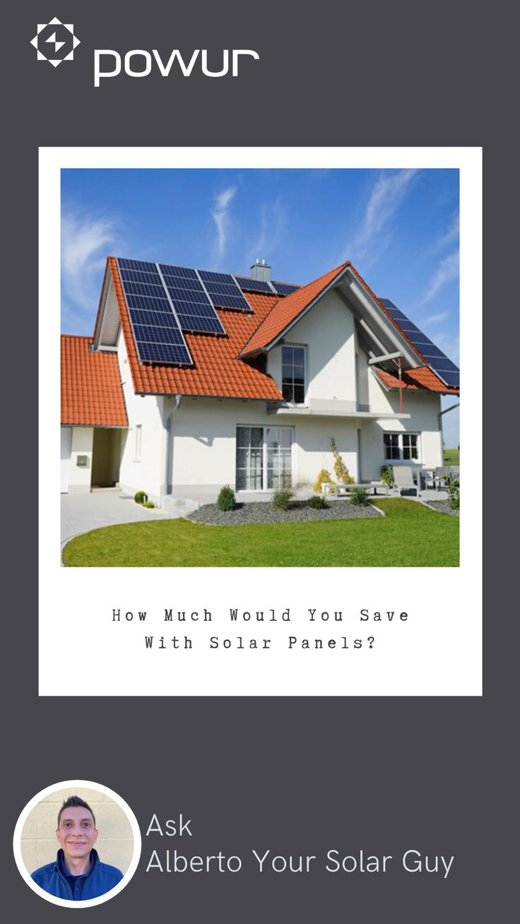 How Much Would I Save With Solar Panels in 2020 Solar