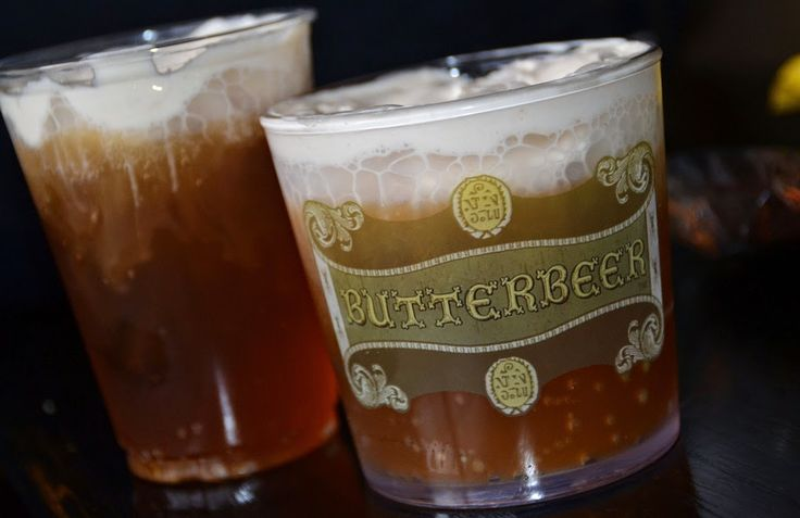 4 Ways to Make Butterbeer (Harry Potter) via wikiHow.com #hp #hogsmeade
