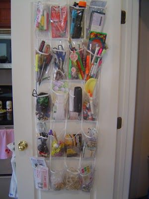 77 best Uses for Pocket Organizers images on Pinterest