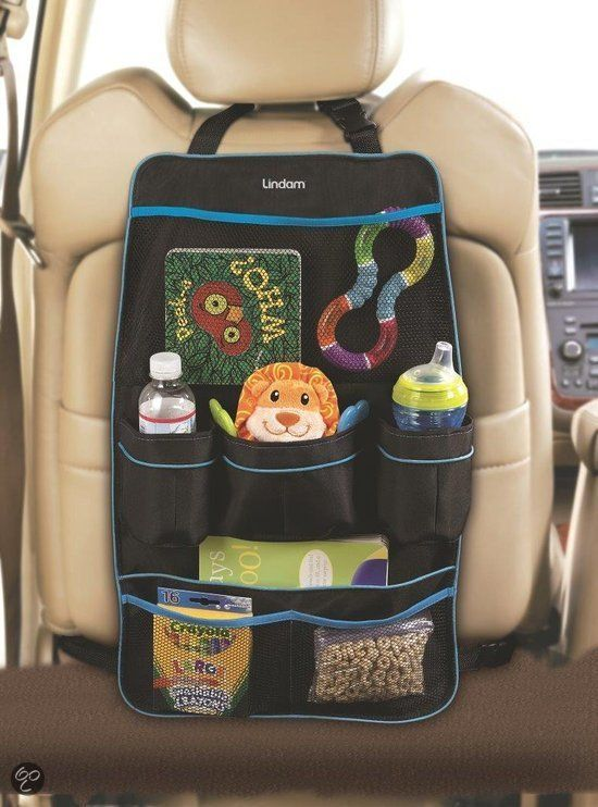 Achterstoeltas reizen met kinderen autoreis reistips reisblog reischick