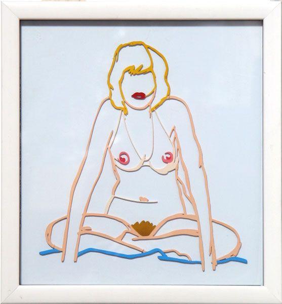 Tom Wesselmann Prints - Art Gallery at RoGallery.com