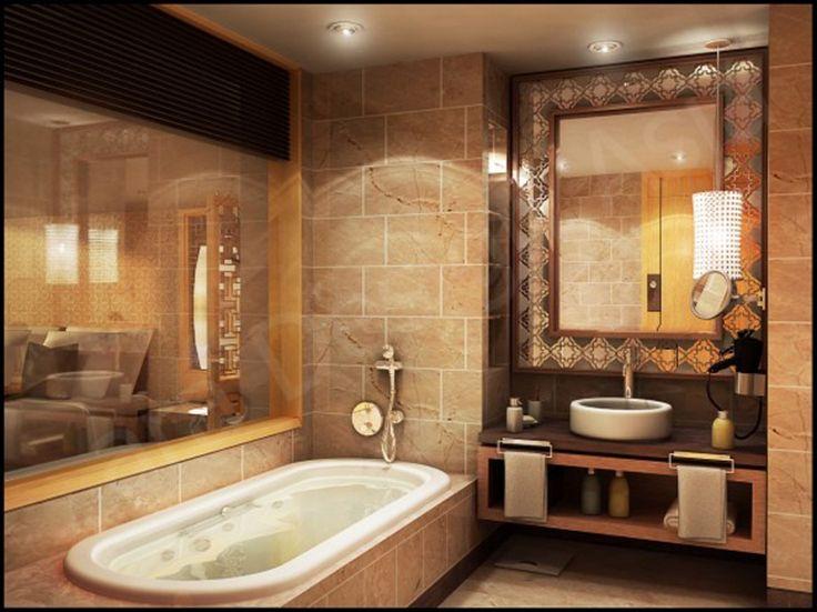 Picture Collection Website Warm color luxury bathroom design ideas Interior Design Ideas Style Homes Rooms Furniture u Architecture
