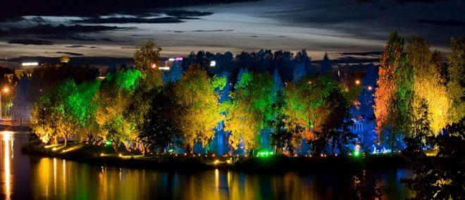 Třetí ročník festivalu světla SIGNAL začíná! KARI KOLA - MAGICAL GARDEN