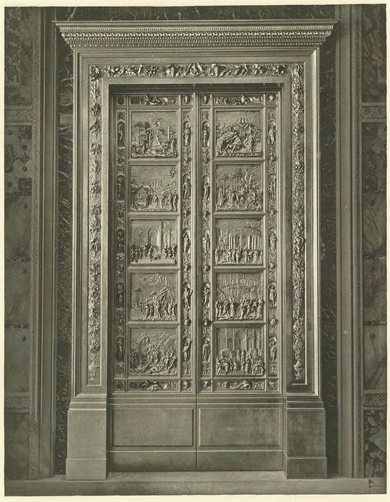 Ghiberti Doors On Long Island