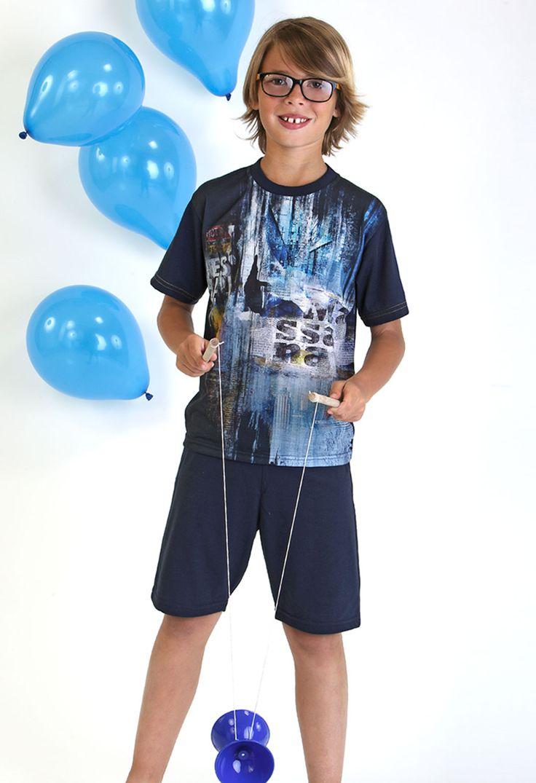 Pijama niño #hoemwear #massanakid