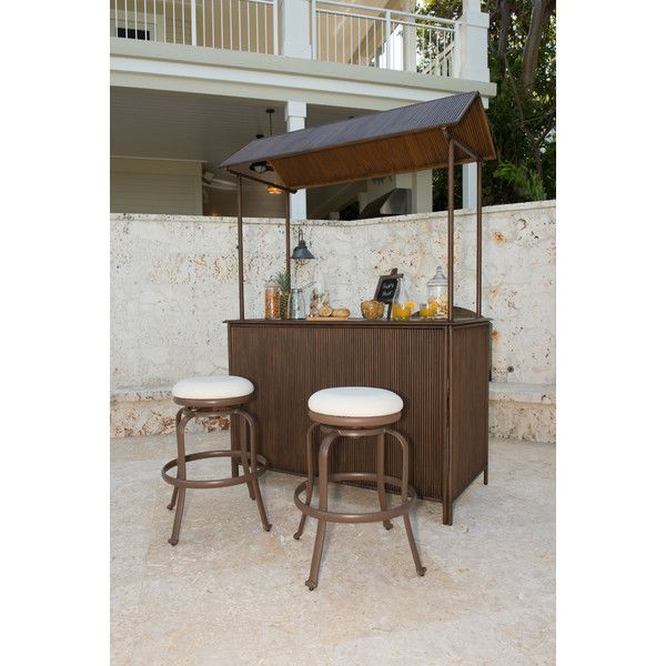 Patio Bar Set - A Collection by Anglina - Favorave