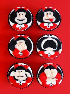 Mafalda Cupcakes