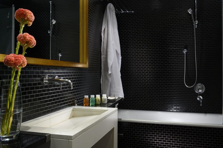 Bathroom - Hotel Pulitzer Roma #hotel #roma #hotelroom