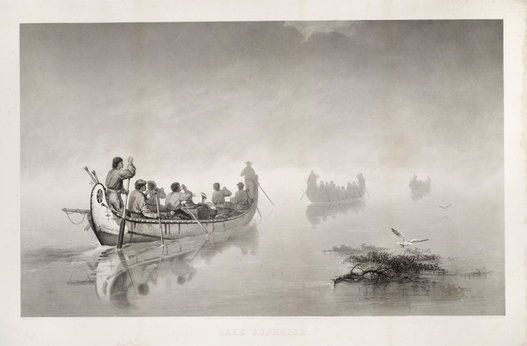 The Fur Trade First Nations people played a major role during the fur trade between the 17th and 19th centuries, which attracted merchants from around the world.