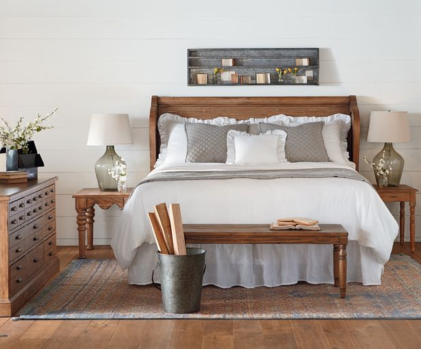 On My Recent Shopping Trip I Checked Out Joanna Gaines New Furniture Line Magnolia Home It Did