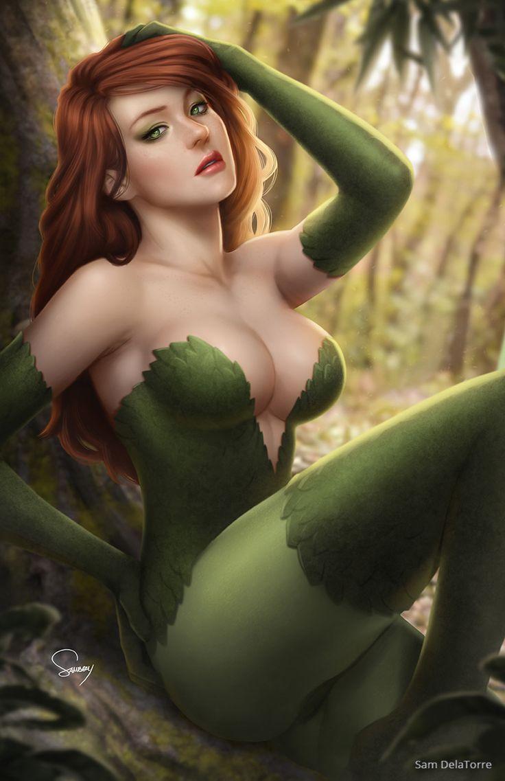 Poison ivy sexy