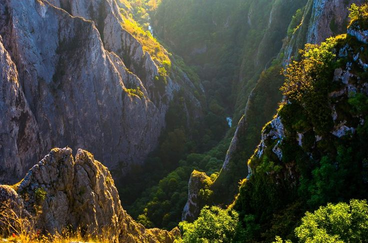 A Tordai-hasadék - Travel to Transylvania
