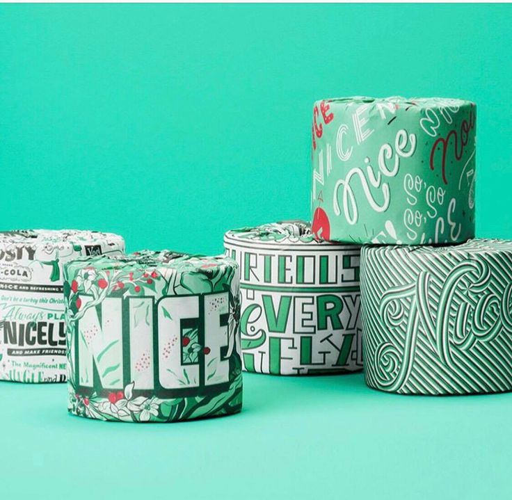 These rolls are not only fun, but this rad company also donates 50% of their profits to help build toilets for those in need. Who Gives A Crap realized it is totally crappy that 2.4 billion people across the world don't have access to a toilet, so they became determined to prove that toilette paper is about more than just wiping bums.