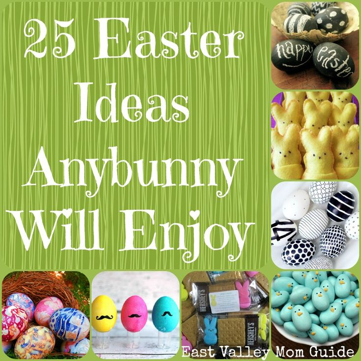 25 Easter Ideas Anybunny Will Enjoy