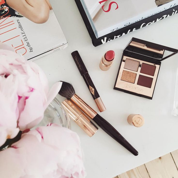 Everything by @ctilburymakeup is 💯
