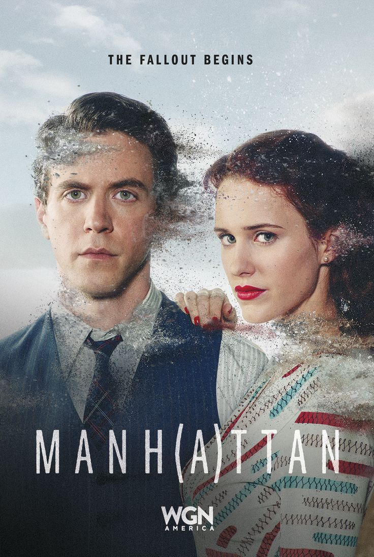 Manhattan (WGN) season 2