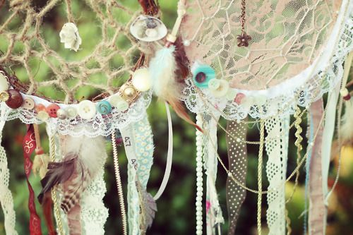 dream catchers: Catcher Projects, Things I Love, Lace Dreams Catcher Diy, Cute Ideas, Catch Dreams, Art Camps Projects, Boho Style, Diy Projects, Art Dreams